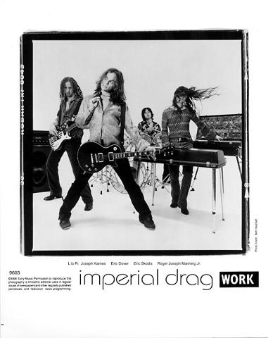 Imperial Drag Promo Print  : 8x10 RC Print