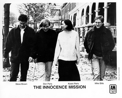 The Innocence Mission Promo Print  : 8x10 RC Print