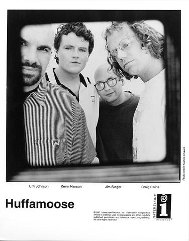 Huffamoose Promo Print  : 8x10 RC Print