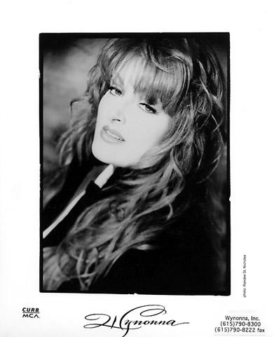 Wynonna Judd Promo Print  : 8x10 RC Print