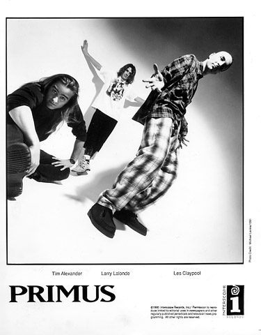 Primus Promo Print  : 8x10 RC Print