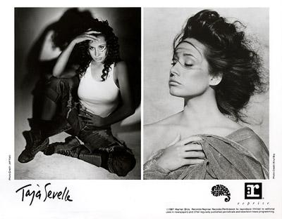 Taja Sevelle Promo Print  : 8x10 RC Print
