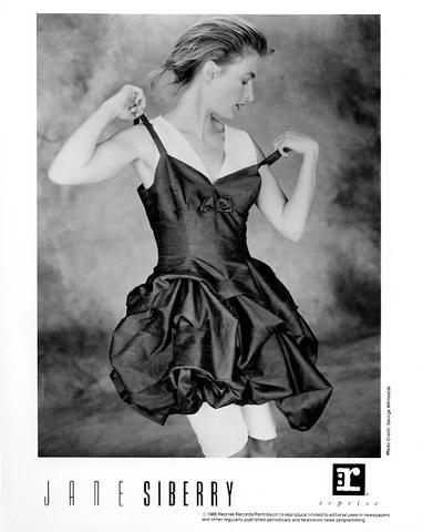 Jane Siberry Promo Print  : 8x10 RC Print