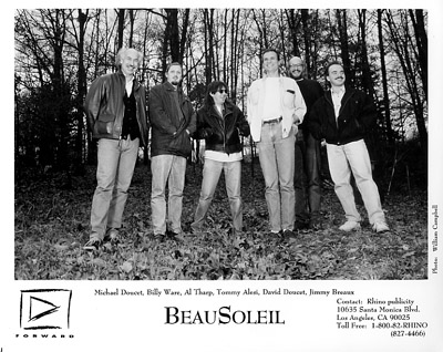 Beausoleil Promo Print  : 8x10 RC Print