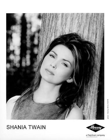 Shania Twain Promo Print  : 8x10 RC Print