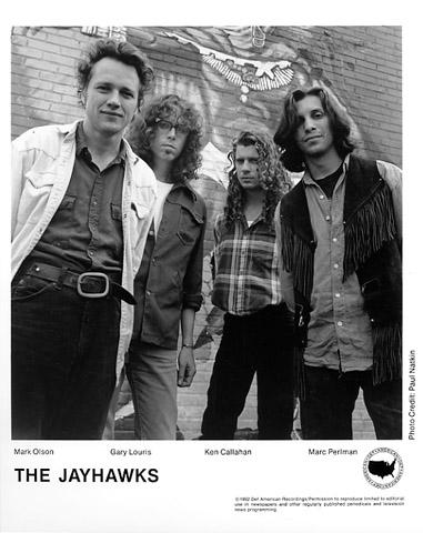 The Jayhawks Promo Print  : 8x10 RC Print