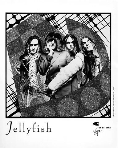Jellyfish Promo Print  : 8x10 RC Print