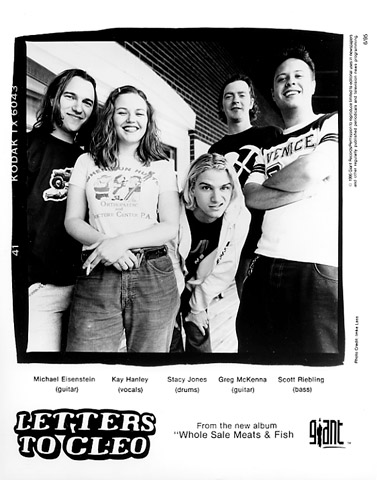 Letters to Cleo Promo Print  : 8x10 RC Print