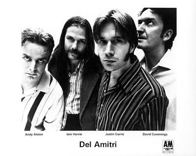 Del Amitri Promo Print  : 8x10 RC Print