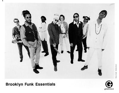 Brooklyn Funk Essentials Promo Print  : 8x10 RC Print
