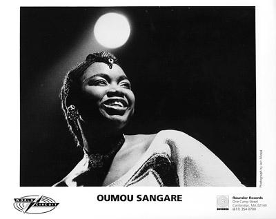 Oumou Sangare Promo Print  : 8x10 RC Print