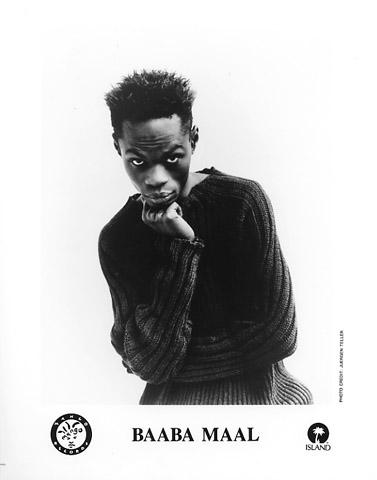 Baaba Maal Promo Print  : 8x10 RC Print