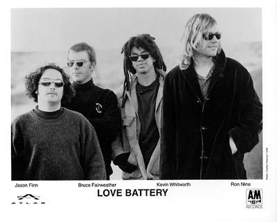 Love Battery Promo Print  : 8x10 RC Print