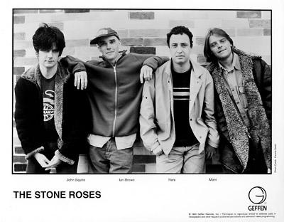 The Stone Roses Promo Print  : 8x10 RC Print
