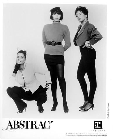 Abstrac Promo Print  : 8x10 RC Print