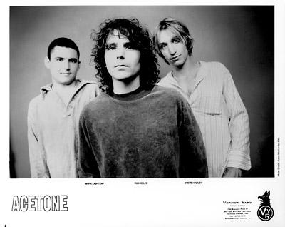 Acetone Promo Print  : 8x10 RC Print