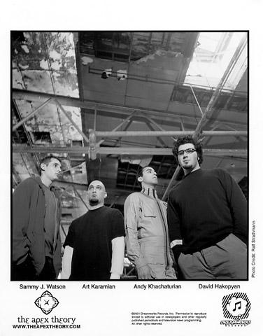 The Apex Theory Promo Print  : 8x10 RC Print