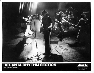 Atlanta Rhythm Section Promo Print  : 8x10 RC Print