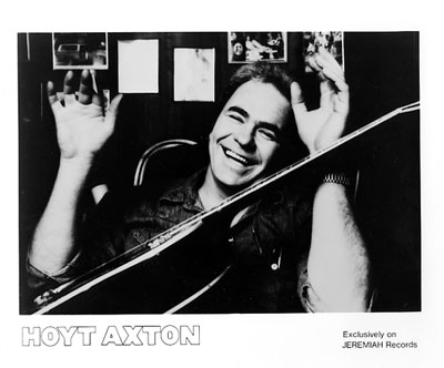 Hoyt Axton Promo Print  : 8x10 RC Print