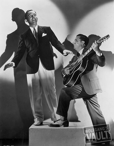 Bing Crosby Vintage Print  : 8x10 RC Print