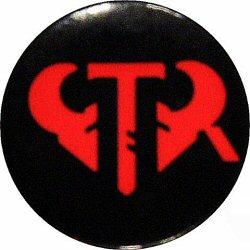 "GTR Vintage Pin  : 1 1/4"" x 1 1/4"" Pin"