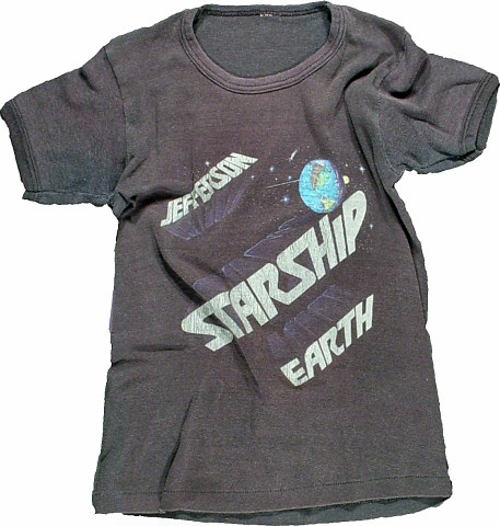 Jefferson Starship Women's Vintage T-Shirt  : Small