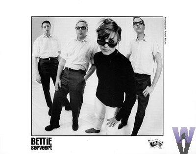Bettie Serveert Promo Print  : 8x10 RC Print