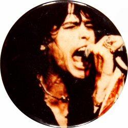 "Steven Tyler Vintage Pin  : 2 1/2"" x 2 1/2"" Pin"