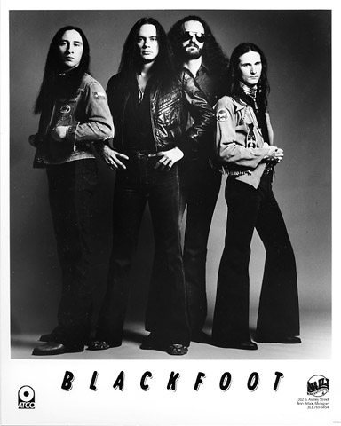 Blackfoot Promo Print  : 8x10 RC Print