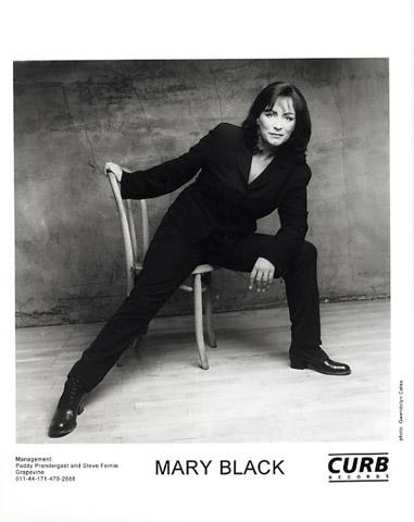 Mary Black Promo Print  : 8x10 RC Print