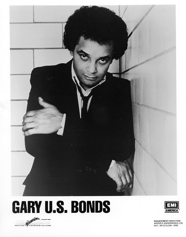 "Gary ""U.S."" Bonds Promo Print  : 8x10 RC Print"