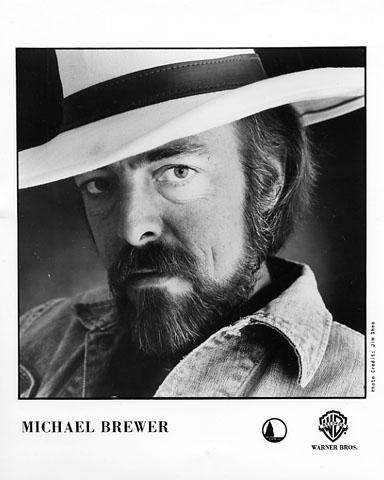 Michael Brewer Promo Print  : 8x10 RC Print