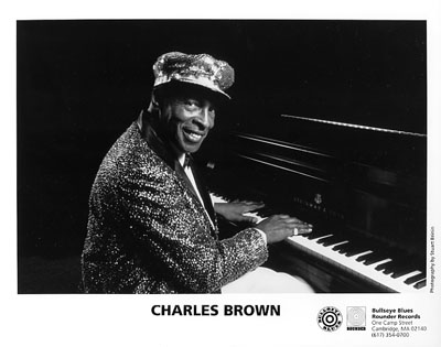 Charles Brown Promo Print  : 8x10 RC Print