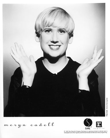 Meryn Cadell Promo Print  : 8x10 RC Print