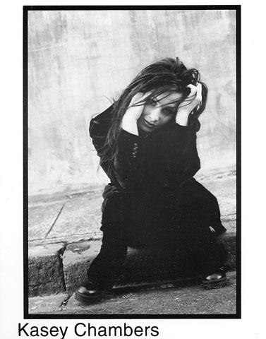Kasey Chambers Promo Print  : 8x10 RC Print