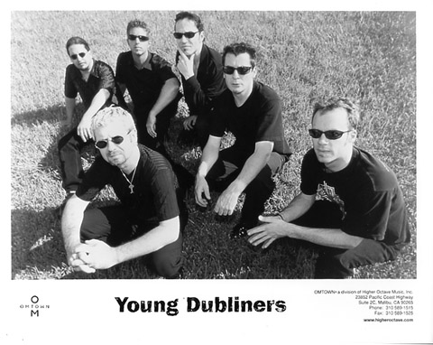 The Young Dubliners Promo Print  : 8x10 RC Print