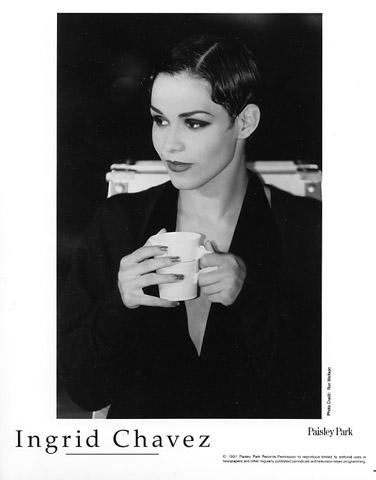 Ingrid Chavez Promo Print  : 8x10 RC Print