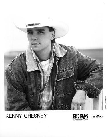 Kenny Chesney Promo Print  : 8x10 RC Print