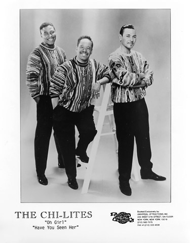 The Chi Lites MP3 Download