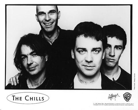 The Chills Promo Print  : 8x10 RC Print
