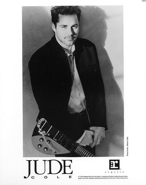 Jude Cole Promo Print  : 8x10 RC Print