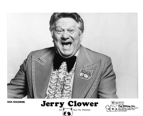 Jerry Clower Promo Print  : 8x10 RC Print