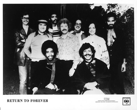 Return to Forever Promo Print  : 8x10 RC Print
