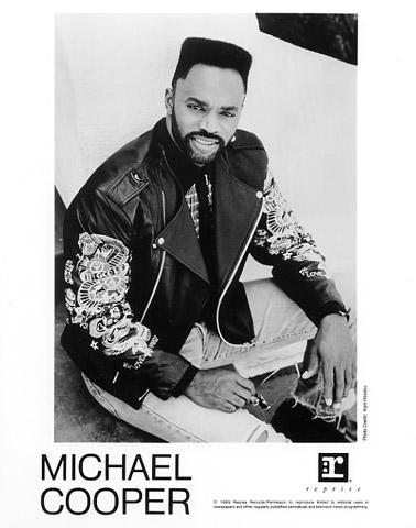 Michael Cooper Promo Print  : 8x10 RC Print