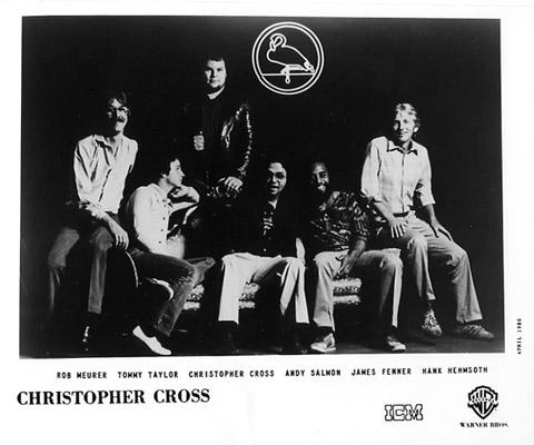 Christopher Cross Promo Print  : 8x10 RC Print