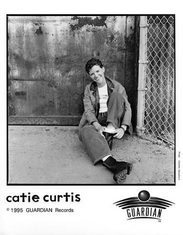 Catie Curtis Promo Print  : 8x10 RC Print