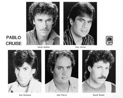 Pablo Cruise Promo Print  : 8x10 RC Print