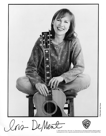 Iris DeMent Promo Print  : 8x10 RC Print