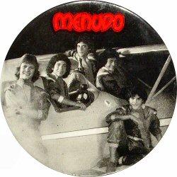 "Menudo Vintage Pin  : 3"" x 3"" Pin"