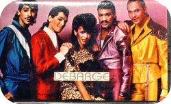 """DeBarge Vintage Pin  : 2 1/12"""" x 2 1/2"""" Pin"""